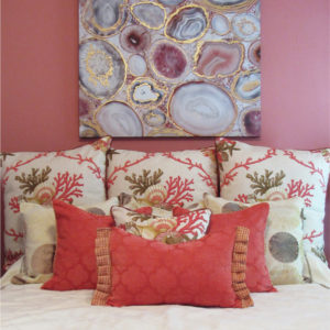 Coral Pillow Collection