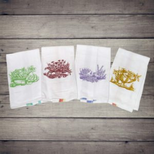 Market Dish/Hand Towels Collection
