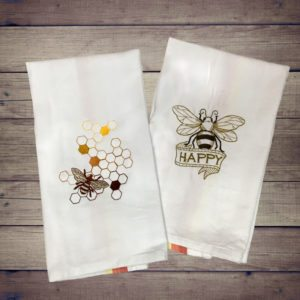 Bee Dish/Hand Towels Collection