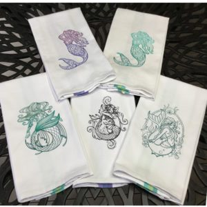 Mermaid Towels Collection