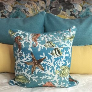 Tropical Pillow Collection