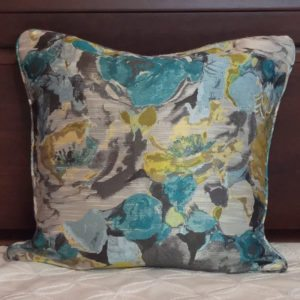 Watercolor Sheen Pillow