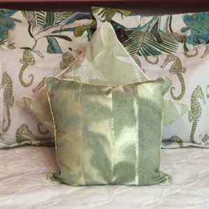 Sea Green Pillow Collection